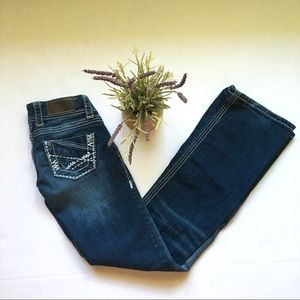 Distressed BKE Stella Jeans (The Buckle)